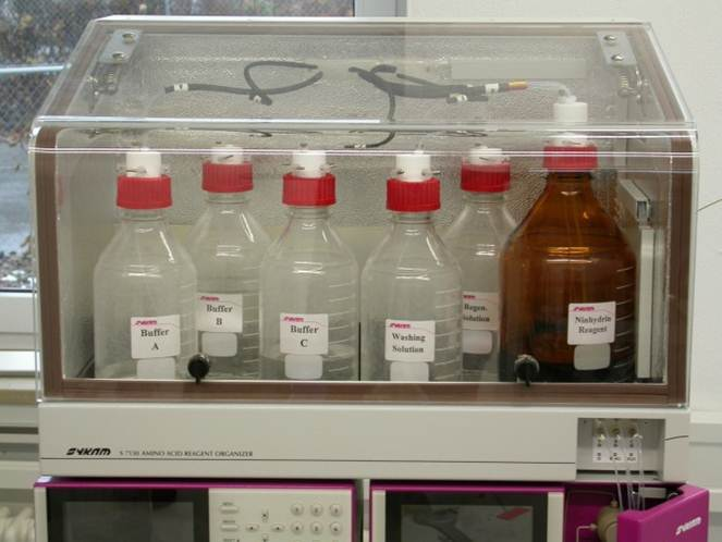 Sykam S 433 Amino Acid Analyzer - Sykam S 7130 Organizer