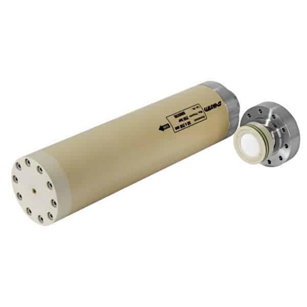 Sykam S 50 X 250 AC Preparative Empty Column - Open View