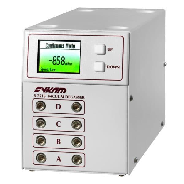 Sykam S 7515 Vacuum Degasser